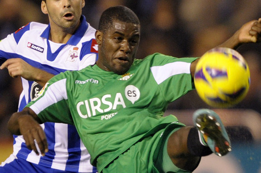 Real Betis Hoping to Extend Joel Campbell's Loan Stay from Arsenal