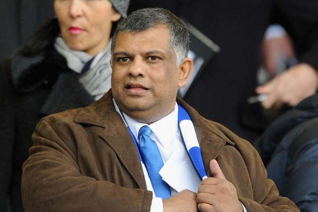 QPR Secure Bank Loan for First Time During Reign of Tony Fernandes