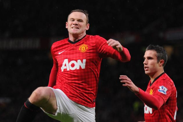 Leonardo Denies PSG Bid for Manchester United Striker Wayne Rooney