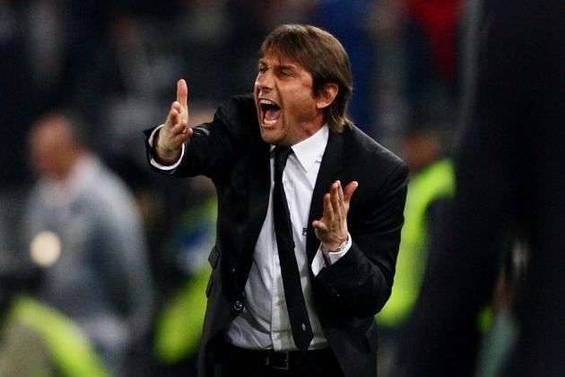 New Juve System Works for Conte