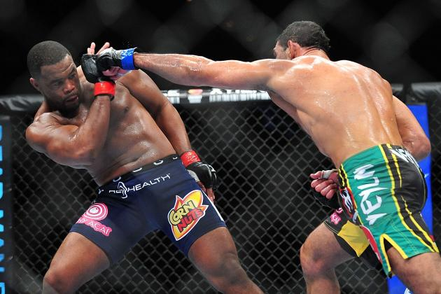 Is Rashad Evans' UFC Job as Safe as He Seems to Think It Is?