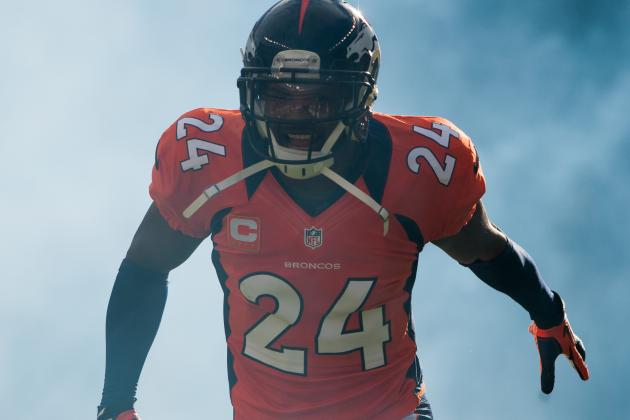 Champ Bailey: 'Whatever It Takes,' Broncos Must Improve