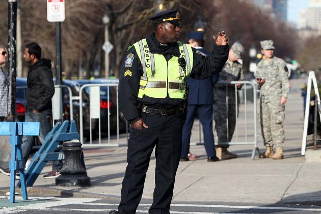 Investigators Search Apartment After Boston Marathon Attacks