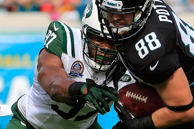 Report: Jets Re-Sign Calvin Pace to 1-Year Deal
