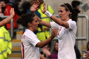 England in Group 6 for the FIFA Women's World Cup 2015 Qualifiers