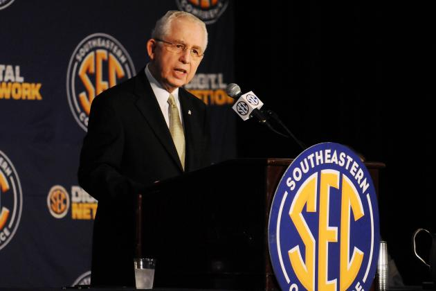 SEC TV Network Launch Is Great Move for NCAA's Top Conference