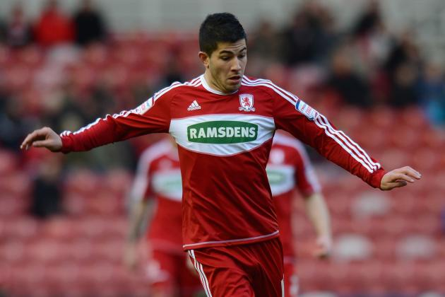 Season over for Middlesbrough Duo Emmanuel Ledesma and George Friend