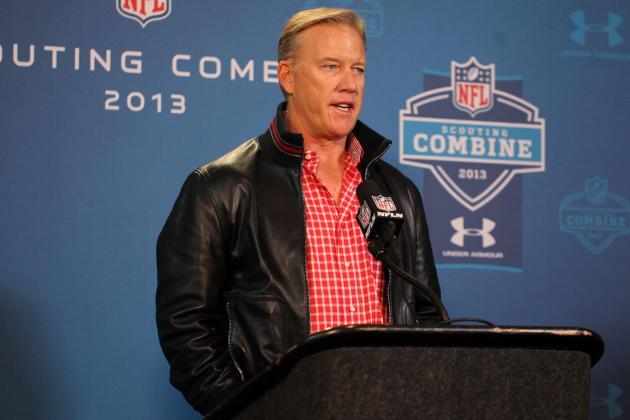 NFL Rumors: Intriguing Storylines Heading Toward 2013 Draft