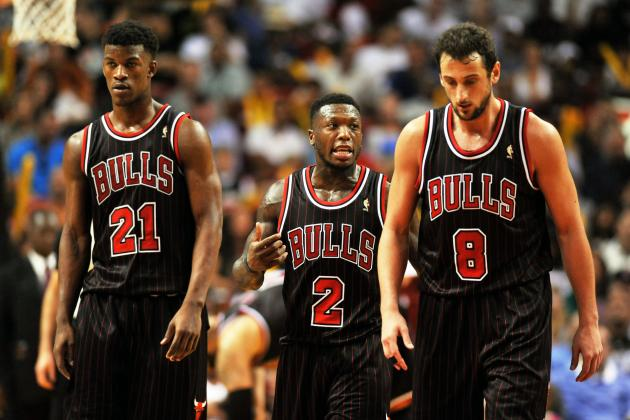 Are Chicago Bulls Most Dangerous Lower Seed in NBA Playoffs?