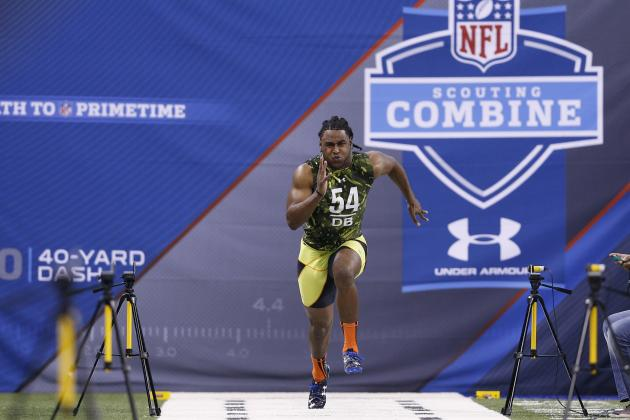 The 40-Yard Dash: How Speed Became NFL's Measuring Tool