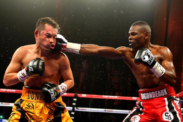 Guillermo Rigondeaux: Punch Stats Reinforce Comprehensive Win over Donaire