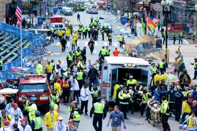 Boston Celtics Team and Player Reactions to Boston Marathon Tragedy