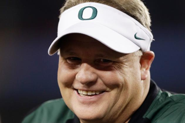 Oregon Reports Major Violation During Chip Kelly Era
