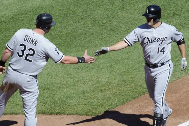 Dunn at First Base, Konerko the DH for Fourth Straight Game