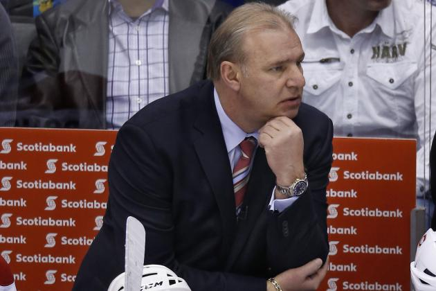 Therrien Points Finger at Habs as Price Struggles