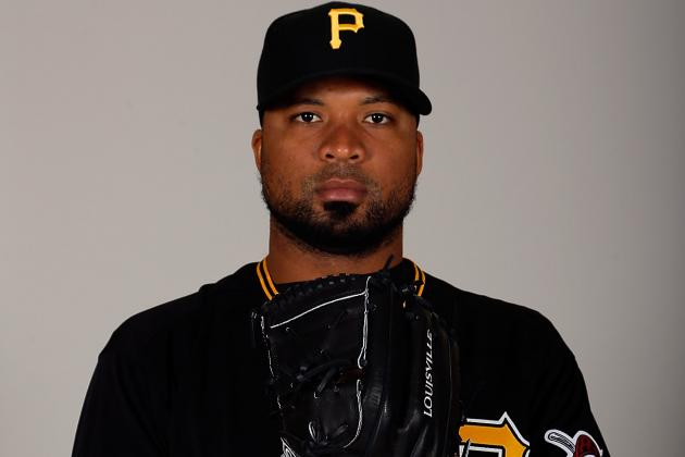 Francisco Liriano Throws Three No-Hit Innings in Rehab Start