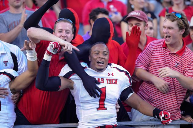 TTU's Defense Came Away from Friday Night with Reasons to Be Encouraged