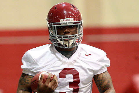 Alabama Football: Derrick Henry Reportedly Has Surgery, Will Miss A-Day