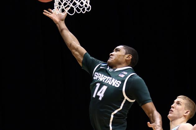 Michigan State Duo Still Mulling Whether to Enter NBA Draft