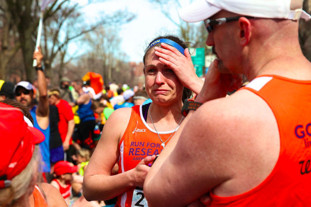 Boston Marathon Explosion Is Not a Story About Sports, Until It Is
