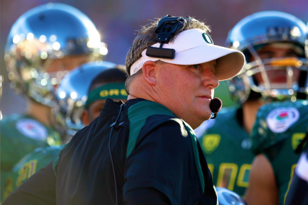 Oregon Football Scandal: NCAA and Ducks Reportedly Agree Coaches Violated Rules