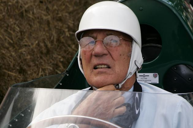 Why Sir Stirling Moss Is Wrong About Women and Motor Racing