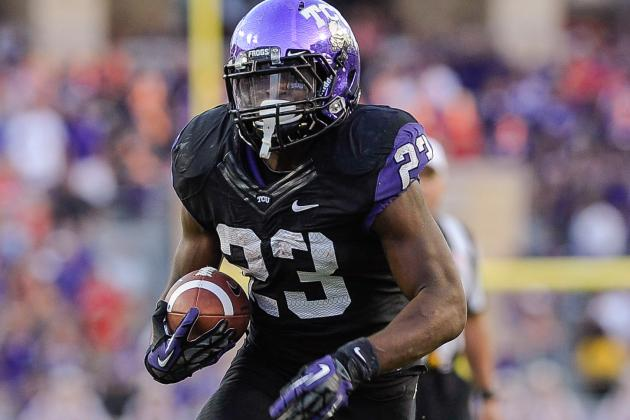 With TCU in Need, Catalon Stepped Up as a True Freshman to Carry the Load