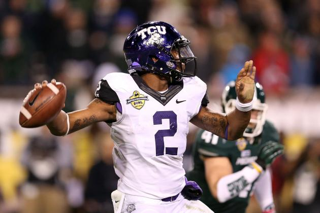 TCU Football Releases End-of-Spring Depth Chart