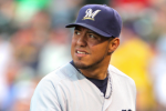 Brewers' Ace Yovani Gallardo Arrested on DUI Charge