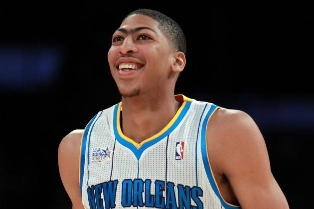 Anthony Davis Intends to Be Stronger by Next Season