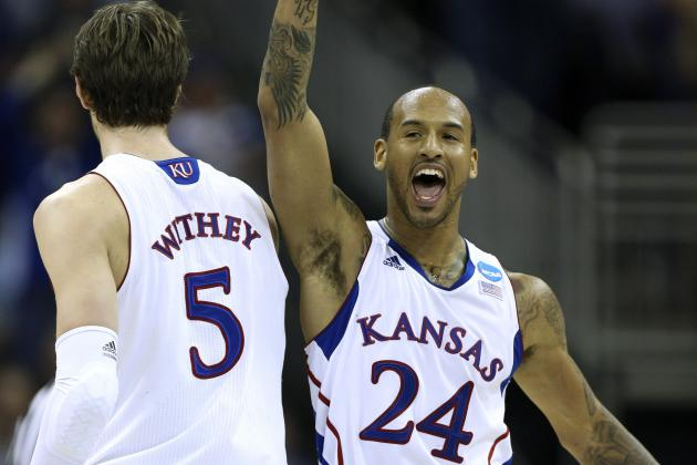 Thanks for Sharing: Jeff Withey, Travis Releford Co-Award Winners