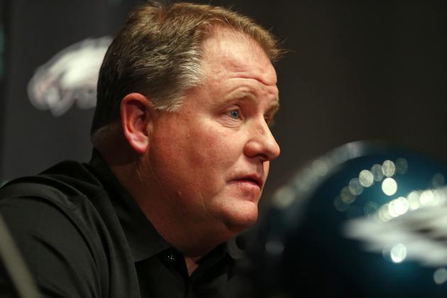 Chip Kelly Addresses Oregon Violations Reports