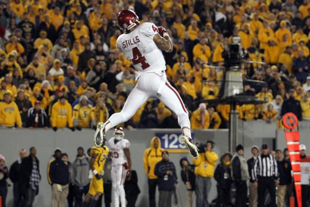 Kenny Stills Scouting Report: NFL Outlook for Oklahoma WR