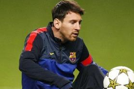 Messi to Be Fit for Bayern Clash