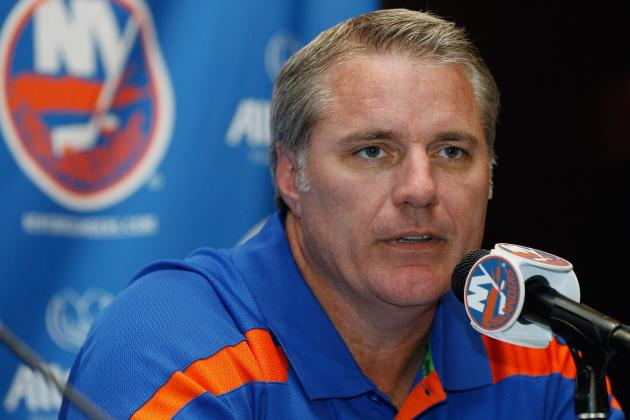 Playoff Berth Would Be Milestone in New York Islanders' Rebuild