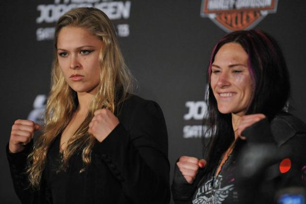 Dana Expects to Add More Women's Weight Divisions to UFC Roster