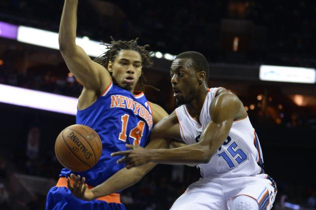 Bobcats Beat Up on Knicks Reserves