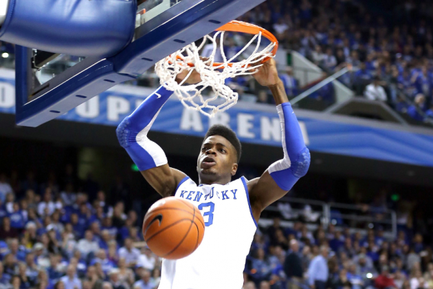 Nerlens Noel Smart to Enter Questionable 2013 NBA Draft Class