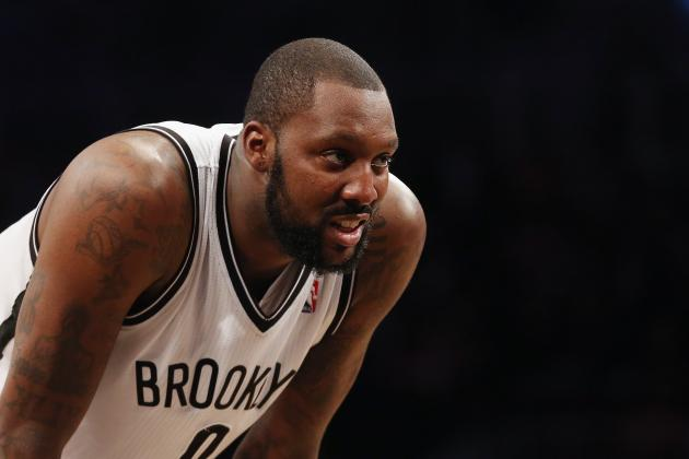 Andray Blatche's Conditioning an Issue, According to P.J. Carlesimo