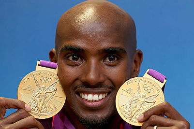 Mo Farah Will Not Allow Boston Tragedy to Affect London Marathon Plans