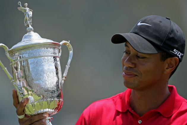 Tiger Woods Considered US Open Favorite Following Masters Performance