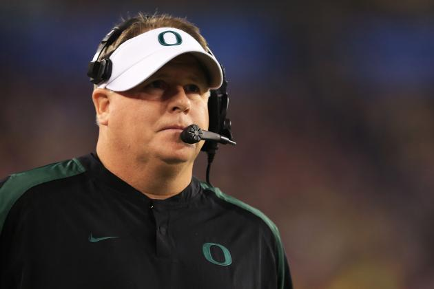 Oregon Football: How Reported Violations Affect Chip Kelly's Legacy