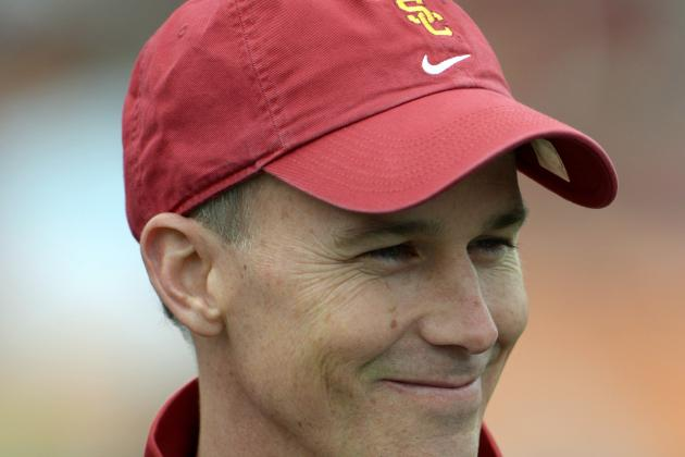 USC's Andy Enfield Close to Completing Staff