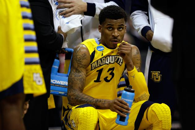 Vander Blue Declares for NBA Draft, Adding to Marquette's Hectic Offseason