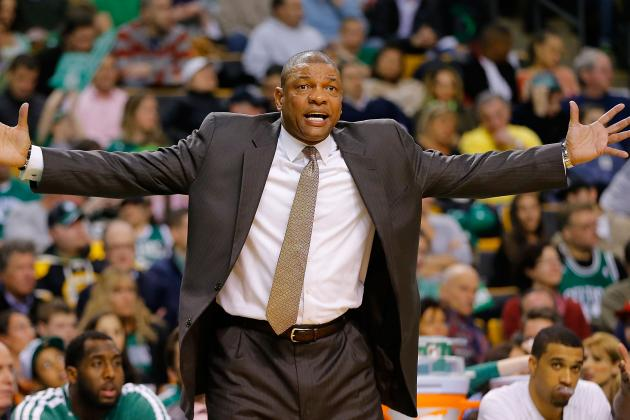 Doc Rivers: 'You're Angry When You Think About It Because You Love Your City'