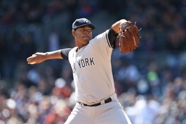 New York Yankees' Ivan Nova Searches for Consistency in Tonight's Start
