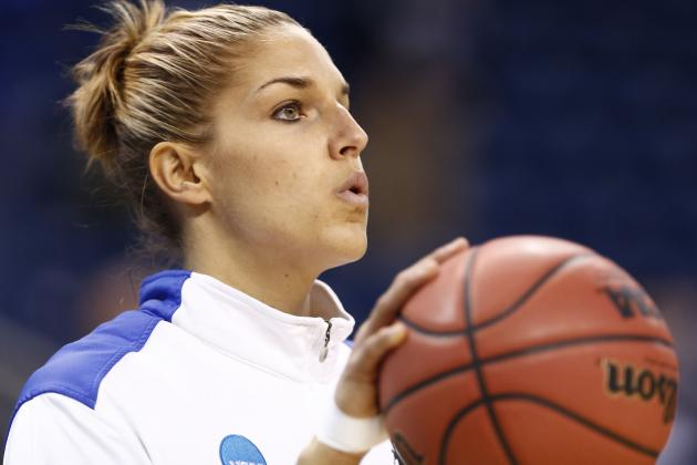 Elena Delle Donne Makes Chicago Sky Legitimate Championship Contenders
