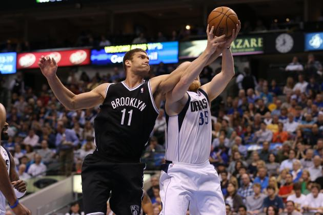 Why Can't Brook Lopez Rebound? He Boxes Out Too Much.