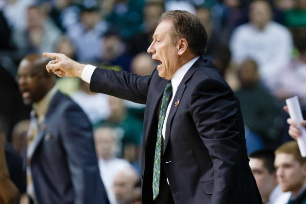 Izzo: College Basketball Coaches Discussed Reduced Shot Clock