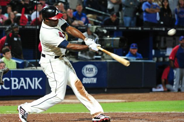 Can Justin Upton Break the Braves' Single-Season Home Run Record in 2013?